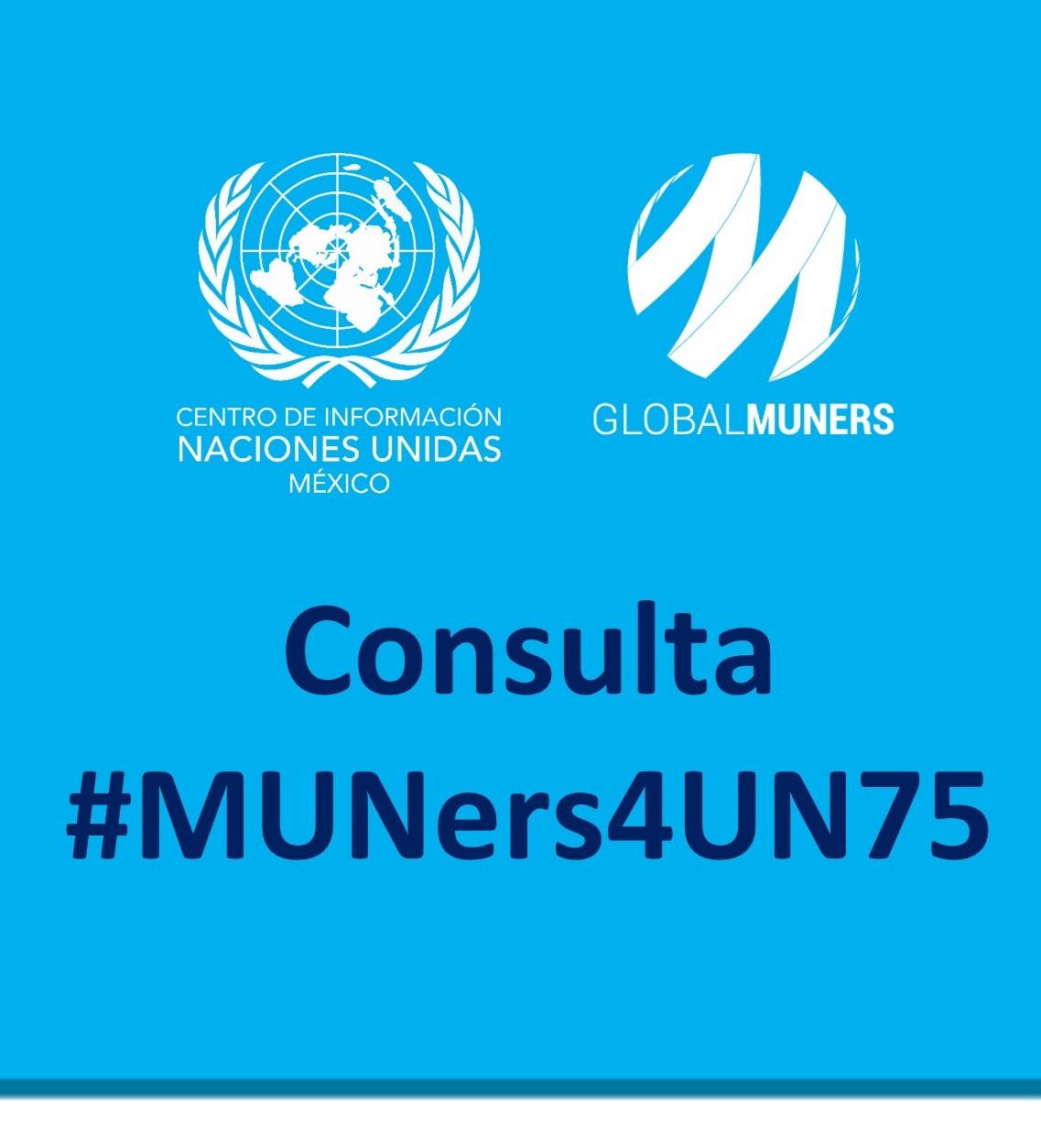 Consulta #MUNers4UN75