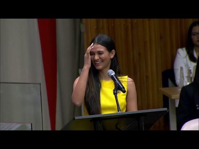 Cuerpo de Prensa (CP) en la Reunión Plenaria de NYMUNLAC 2019