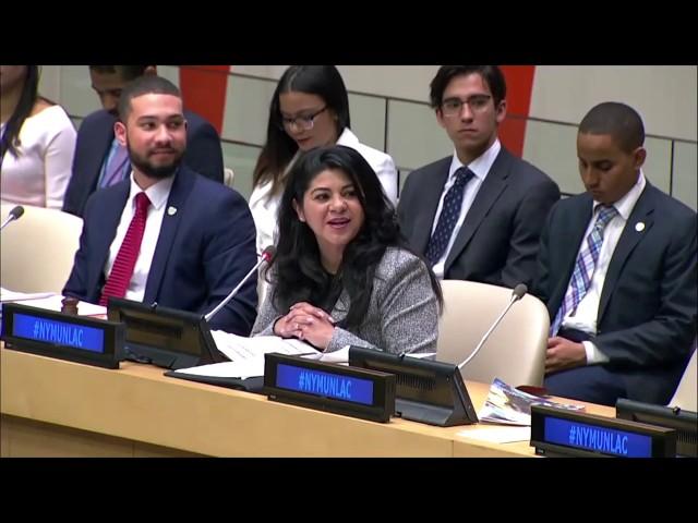 Entrega de Informes y Resoluciones a Naciones Unidas y gobiernos de República Dominicana y México