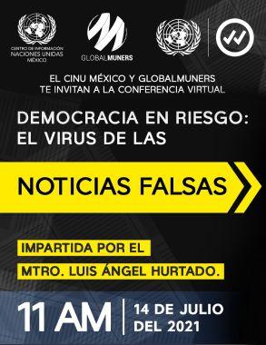 Democracia en riesgo: El virus de las noticias falsas
